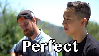 Video Ed Sheeran - Perfect | Jason Chen Cover download in MP3, 3GP, MP4, WEBM, AVI, FLV January 2017