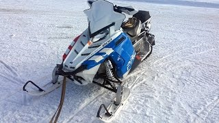4. 2013 Polaris Switchback 800 Engine Failure (Helmet View) in the Upper Penninsula