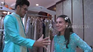 Video Ammar Zoni & Irish Bella Fitting Baju Pengantin | SELEBRITA PAGI (07/04/19) MP3, 3GP, MP4, WEBM, AVI, FLV April 2019