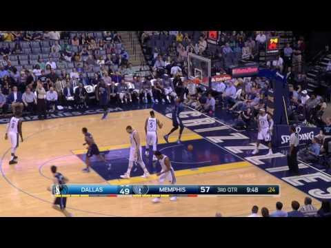 Dallas Mavericks at Memphis Grizzlies - April 12, 2017