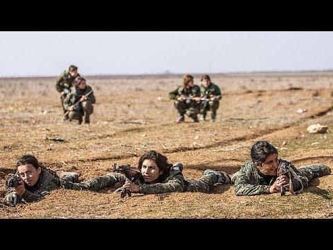 Συρία: Γυναίκες στον ένοπλο αγώνα κατά των τζιχαντιστών