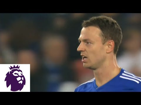 Video: Jonny Evans's strike equalizes for Leicester City v. Crystal Palace | Premier League | NBC Sports
