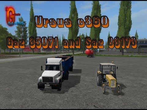 Gaz 35071 and Saz 83173 v1.1.0.0
