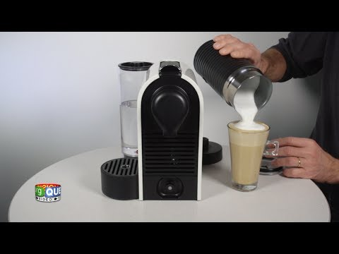 Nespresso U Milk - Prise en main