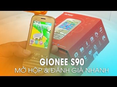 Gionee S90 700.000vnđ: Trải nghiệm đua Xe Alphat 6