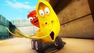 Video LARVA - GRABD PRIX | Cartoon Movie | Cartoons For Children | Larva Cartoon | LARVA Official MP3, 3GP, MP4, WEBM, AVI, FLV November 2018