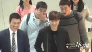 Download Video Lee Min Ho 20150417 Incheon Airport 중국 출국 MP3 3GP MP4