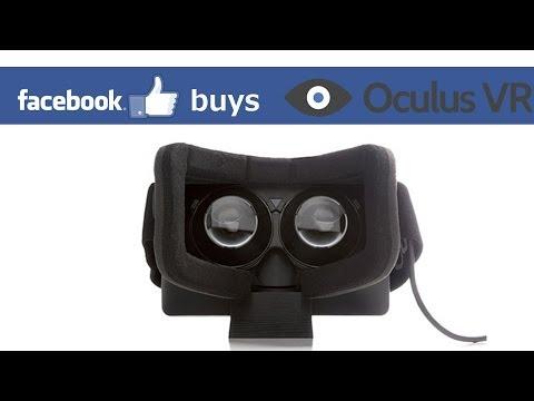 Facebook buys Oculus VR makers of Oculus Rift for $2 billion