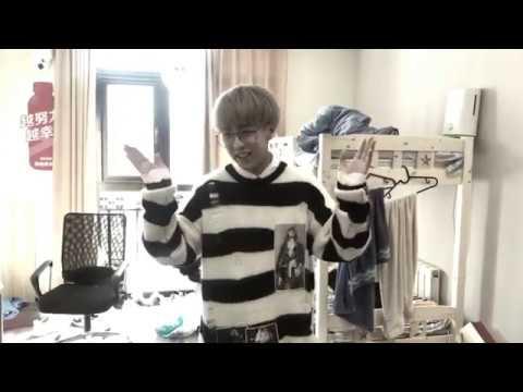 TRAINEE18 - Idol Trainee Lin Chaoze (林超泽) returns to the Banana Family