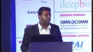 Karthik Kannan, Sr. Manager, Teezle Telematics Pvt. Ltd