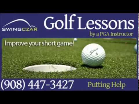 Professional Golf Lessons Westfield NJ | (908) 447-3427