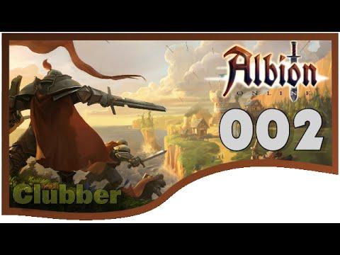 Die erste Rüstung und Waffe für uns ★ MMORPG ★ Let's Play – ALBION ONLINE Gameplay deutsch #02