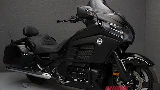 7. 2013  HONDA  GL1800 GOLDWING 1800 F6B DELUXE  - National Powersports Distributors