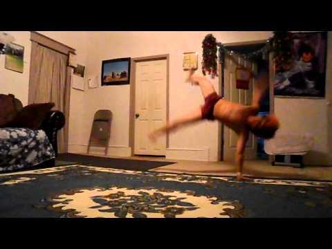 Как можно танцевать брейк данс дома