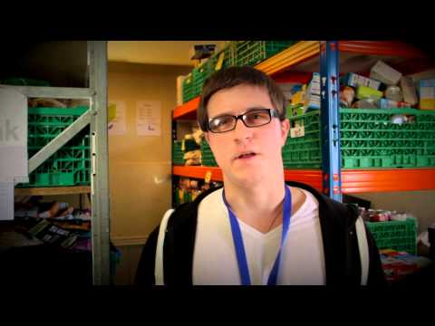 Twenty-two-year-old Dale Lassey has made a film sharing his own experience of living below the poverty line and relying on foodbanks. The Leeds Fixer hopes it will tackle food poverty in his community.