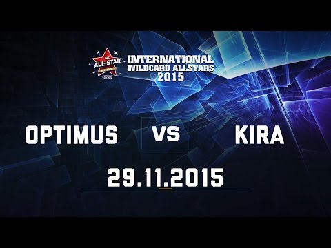 [29.11.2015] Optimus vs Kira [IWCA 2015]