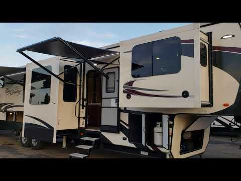 2019 Big Country 3902FL By Heartland RVs At Couchs RV Nation A RV Wholesaler