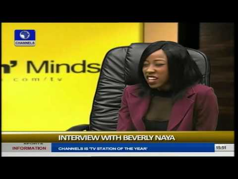 I'm Open To A Relationship If I Meet The Right Guy – Beverly Naya