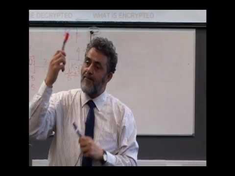 Introduction to Public key encryption by Faheem Bukhatwa