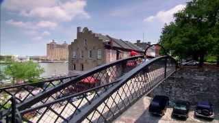 Savannah (GA) United States  city pictures gallery : Video tour: Savannah, Georgia, USA