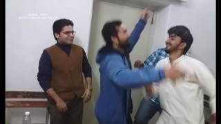 NUML University Hyderabad Dance, Sindhi Wedding Song! National University of moden languages Masters Batch batch ...