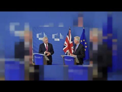 Brexit: Ξεκίνησε η διαπραγμάτευση