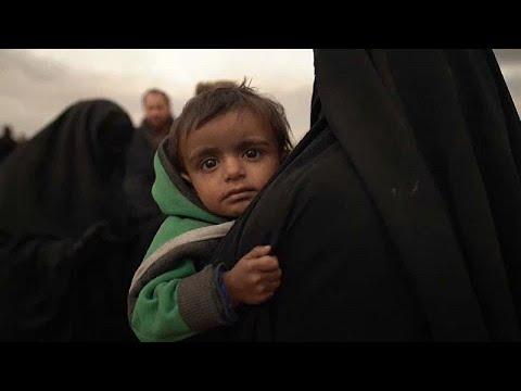 Συρία: Συνεχίζεται η εκκένωση της Μπαγκούζ