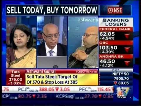 CNBC NSE Closing Bell, 26 Dec 2016 - Mr. Mayuresh Joshi, Angel Broking