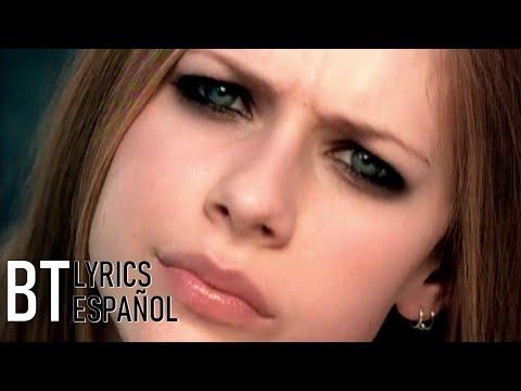 Avril Lavigne - Complicated (Lyrics + Español) Video Official