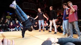 Ruhrpott Battle 2014 Portugal vs Russia Breakdance Video