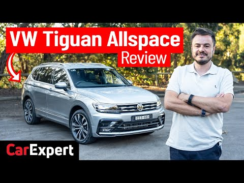 Volkswagen Tiguan Allspace review: Is this the hot hatch of 7 seat SUVs in 2020?