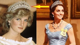 Video When Kate Middleton Put On A Certain Tiara, Her Nod To Princess Diana Got A Huge Reaction MP3, 3GP, MP4, WEBM, AVI, FLV Juli 2019