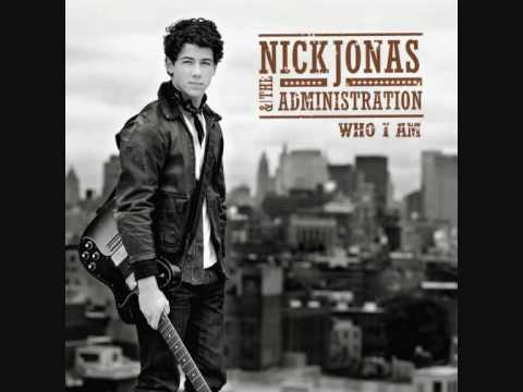 Nick Jonas & The Administration - Conspiracy Theory - CD RIP/STUDIO VERSION