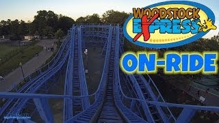 Woodstock (VA) United States  city images : Woodstock Express On-ride Front Seat (HD POV) Kings Dominion