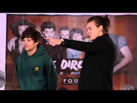 One Direction Orlando Q&A – WDBHG