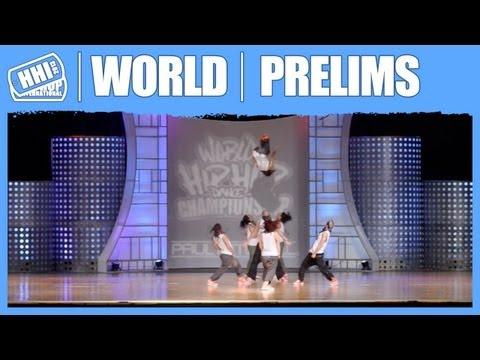 WKA Unlimited - Argentina (Adult) @ HHI's 2013 World Hip Hop Dance Championship