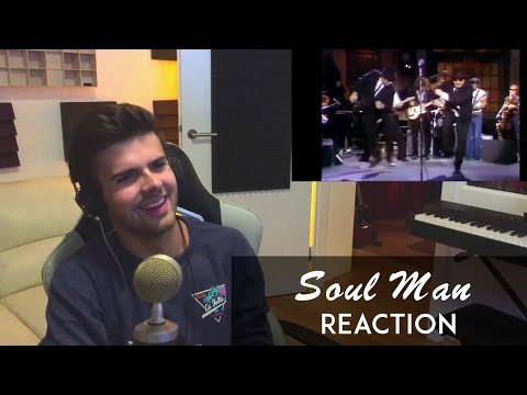 MUSICIAN REACTS to Soul Man - Blues Brothers (Live)
