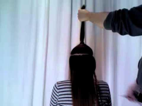 Tutorial: Cómo hacer un corte de cabello a capas