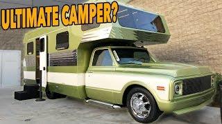 ULTIMATE Race Camper! (Big Block & Fridge Included!) by 1320Video