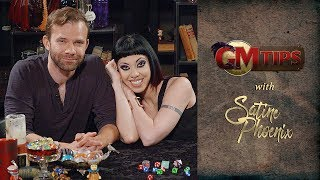 Each player sits at your table for a reason but not all adventurers are created equal. Satine Phoenix is joined by Liam O'Brien to share his tips on knowing your audience.What are your GM tips? Share in the comments below!Subscribe to Geek and Sundry: http://goo.gl/B62jlJoin our community at: http://geekandsundry.com/communityTwitter: http://twitter.com/geekandsundryFacebook: http://facebook.com/geekandsundryInstagram: http://instagram.com/geekandsundryGoogle+: http://plus.google.com/+GeekandSundryJoin Team Alpha: https://twitter.com/JoinTeamAlpha