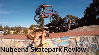Nubeena Australia  City new picture : Skatepark Review | Nubeena Skatepark