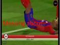 Just messing about in dream league.(insane goals)