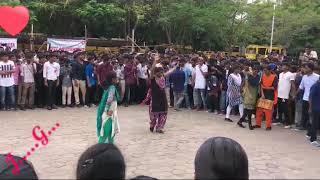 KEC girls dance mass full