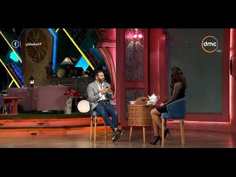 حازم إمام يكشف ماذا طلب من زوجته حتى يستمتع بلقاء بناته