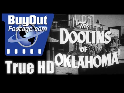The Doolins Of Oklahoma - 1949 Film Trailer