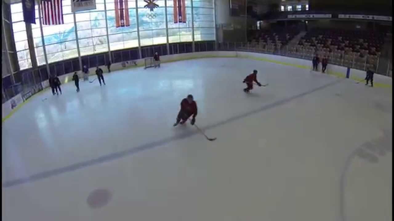 Drone Hockey