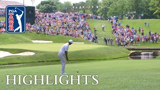 Gli highlights del 1° giro di Tiger Woods al Memorial Tournament