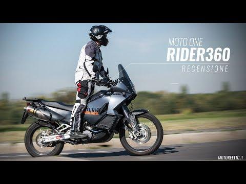 Recensione Rider 360 di Moto One, pantalone 4 stagioni per il moto turismo!