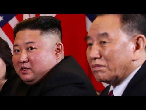 Korea: Kim Jong-un lässt Mitarbeiter nach Gipfel-Sche ...