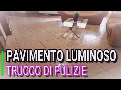 2 TRUCCHETTI PAVIMENTO SENZA MACCHIA, PULITO BRILLANTE, MARLINDA CANONICO